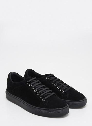 F By Fabrika Erkek Siyah Sneakers HOLMES Siyah